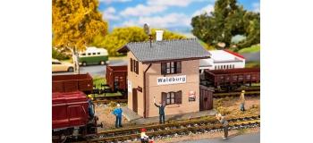 Train électrique :   FALLER F131267 - Poste d'aiguillage