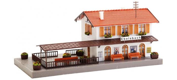 FALLER F131291 - Gare d'Egelsbach