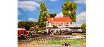 Train électrique :   FALLER F131291 - Gare d'Egelsbach