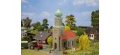 Modélisme ferroviaire  : FALLER F131308 - Église de village