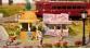 Faller 140443 Kiosque de confiseries et de jus de fruit