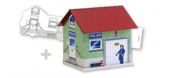 Train électrique : FALLER F150150 - Poste de Police BASIC
