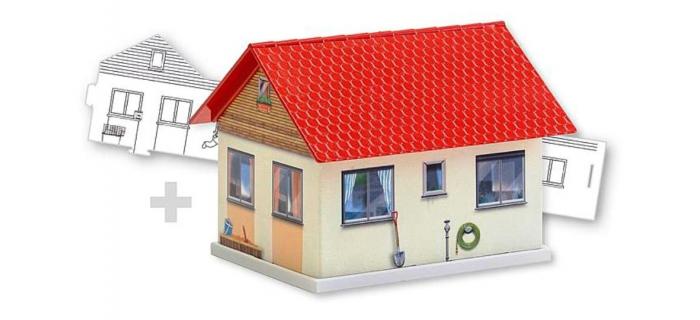 Train électrique : FALLER F150190 - Maison Individuelle BASIC