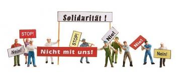 faller 153043 manifestants