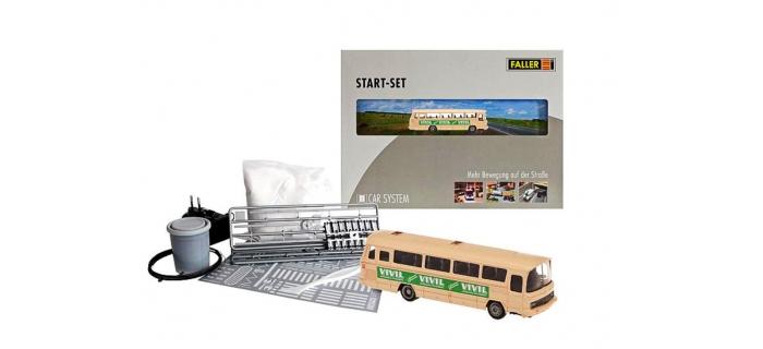 Train électrique : FALLER F161501 - Car system analogique POSTBUS