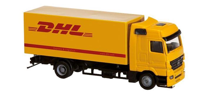 FALLER 161507 - Kit de Démarrage Car System, Camion DHL