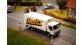 train électrique : FALLER F161560 - Camion MB Atego Hertz (HERPA)