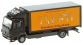 FALLER F161561 - Camion MB Atego Sixt (HERPA)