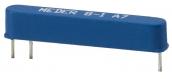 Modélisme ferroviaire : FALLER F163455 - Détecteur Reed, contact inverseur, bus électrique (MK06-8)