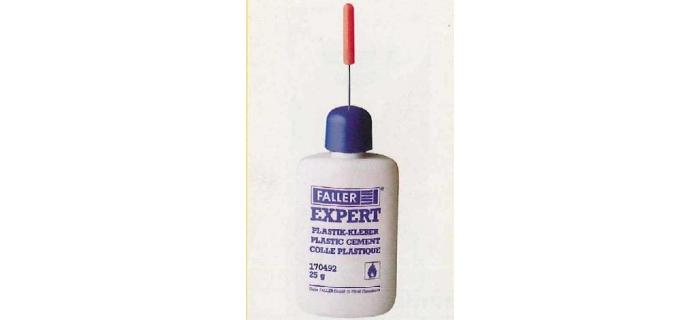 modelisme ferroviaire FALLER 170492 Colle Liquide Expert