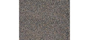 Train électrique : FALLER F170751 - Flocage Ballast brun beige, 650 g