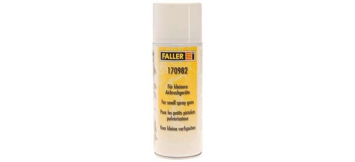 modelisme ferroviaire FALLER 170982 bombe aerosol