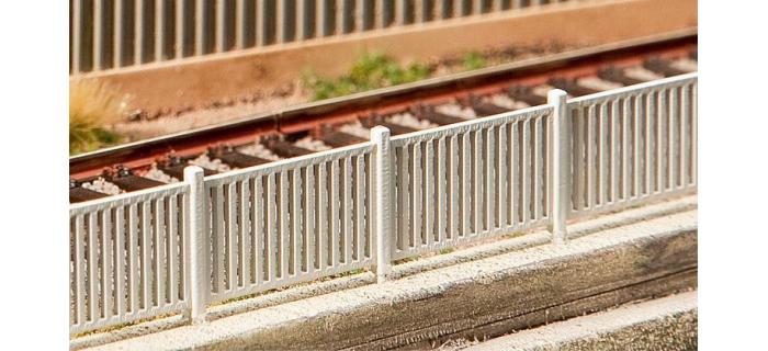 modelisme ferroviaire faller 180428 clotures modernes