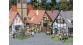Modélisme ferroviaire : FALLER F180580 - Accessoires place de village