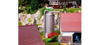 Modélisme ferroviaire : FALLER F180621 - Silo agricole
