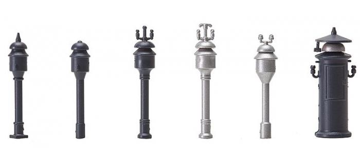 FALLER F180436 - Sonneries et cloches d'annonces