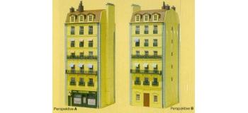 Faller 191121 Immeuble de ville modelisme ferroviaire