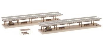 faller 222121 Quai de gare moderne (ICE)