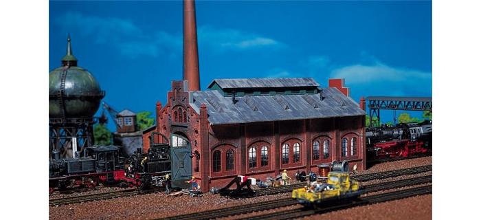 faller 222142 Atelier de réparation pour locomotives