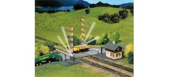 Modélisme ferroviaire : FALLER F222169 - Passage à Niveau Gardé