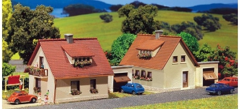 FALLER 232226 - 2 maisons individuelles