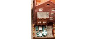 FALLER F232334 - Maison vieille ville N (avec bar)