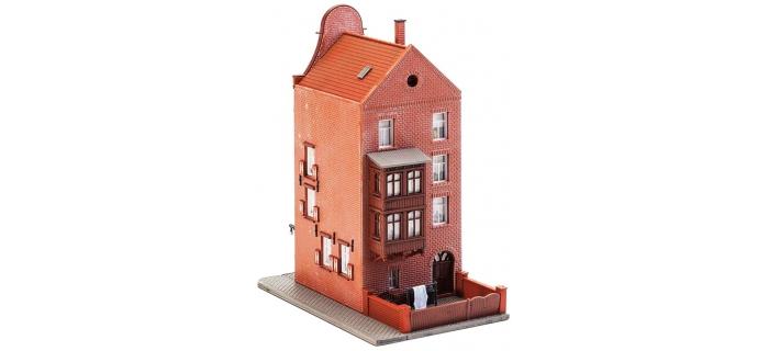 FALLER F232335 - Maison brique vieille ville N