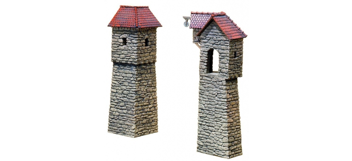 FALLER F232352 - Tours remparts N