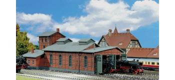 faller 252136 Remise à locomotives, 2 places