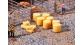 Modélisme ferroviaire : FALLER F272900 - Balles de foin - 36 pièces