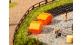 Modélisme ferroviaire :  FALLER F272902 - Bennes basculantes 2 pièces N