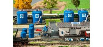 Train électrique : FALLER F282747 - Réservoir ARAL Z