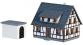 Modélisme ferroviaire : FALLER F282760 - Maison à Pans de Bois