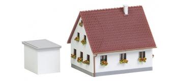 Modélisme ferroviaire : FALLER F282762 - Maison de Lotissement