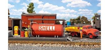 modelisme ferroviaire faller 331003 station service