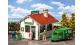 Train électrique : FALLER F331018 - Laverie + triporteur
