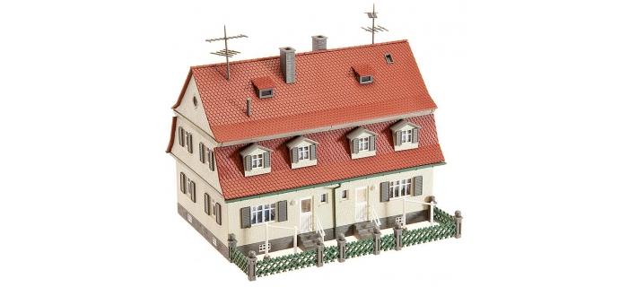 faller 130463 Maison Jumelle Lotissement