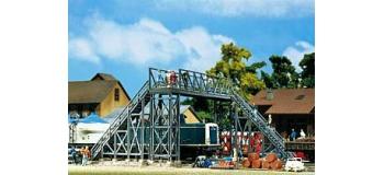 Train électrique : FALLER F131238 - Passerelle pietons