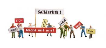 faller 155323 Manifestants