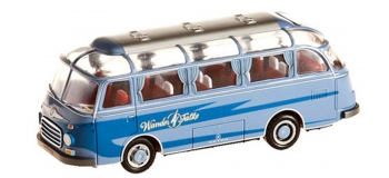 Train electrique : FALLER F161613 - Bus car system Setra (brekina)