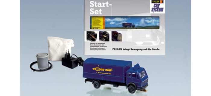 Train électrique : FALLER F162002 - Car system camion