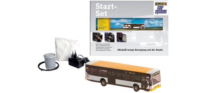 faller 162004 Kit de Démarrage Car System Bus