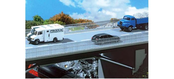 Modélisme ferroviaire : FALLER F180413 - Clôture de protection