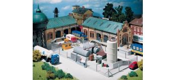 Train électrique : FALLER F180433 - Cloture métalliques