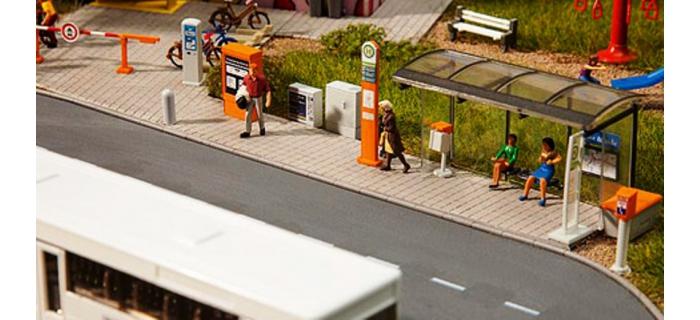Decoration urbaine f180451 faller routes parkings for Decoration urbaine