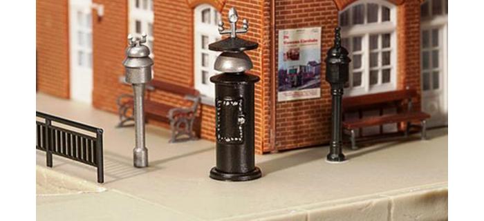 Train électrique : FALLER F180436 - Sonneries et cloches d'annonces