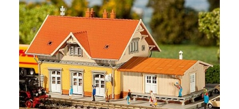 modelisme ferroviaire Faller 212117 Gare ville province Sonnenbühl