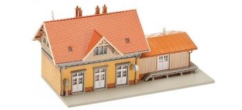 diorama Faller 212117 Gare ville province Sonnenbühl