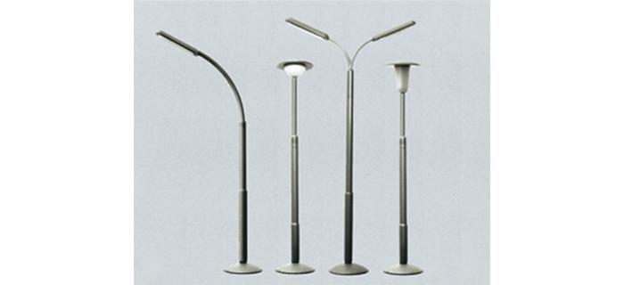 Modélisme ferroviaire : FALLER F272453 - Kit de lampadaires N