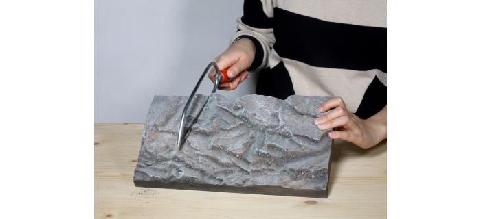 modelisme noch plaque de rocher